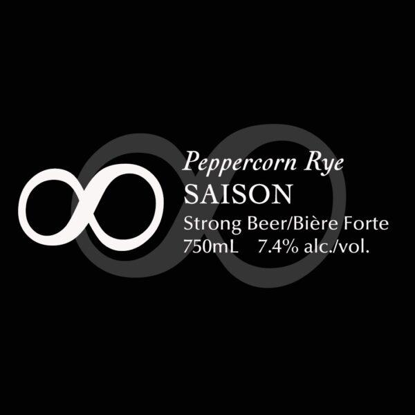 PEPPERCORN RYE SAISON