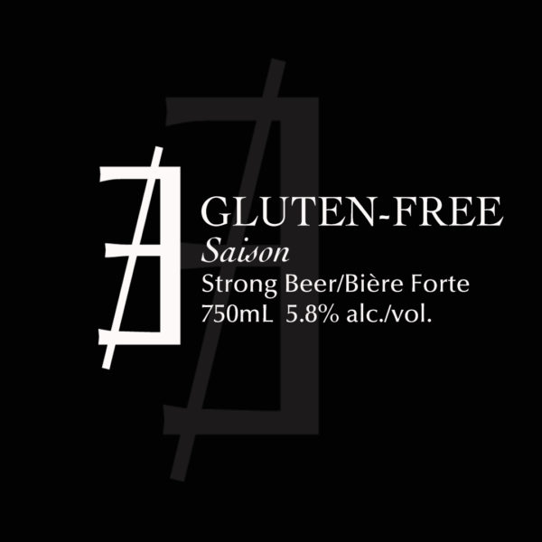 gluten free saison