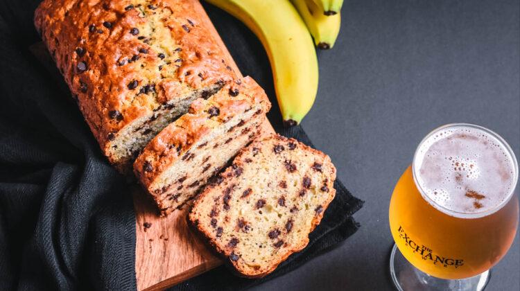 Golden Ale Banana Bread